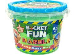 Slimy Bucket Fun marble, 300 g