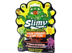 Slimy sliz Monsters sáček s figurkou