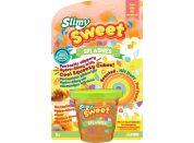 Slimy Sweet Splashies, 180 g oranžový