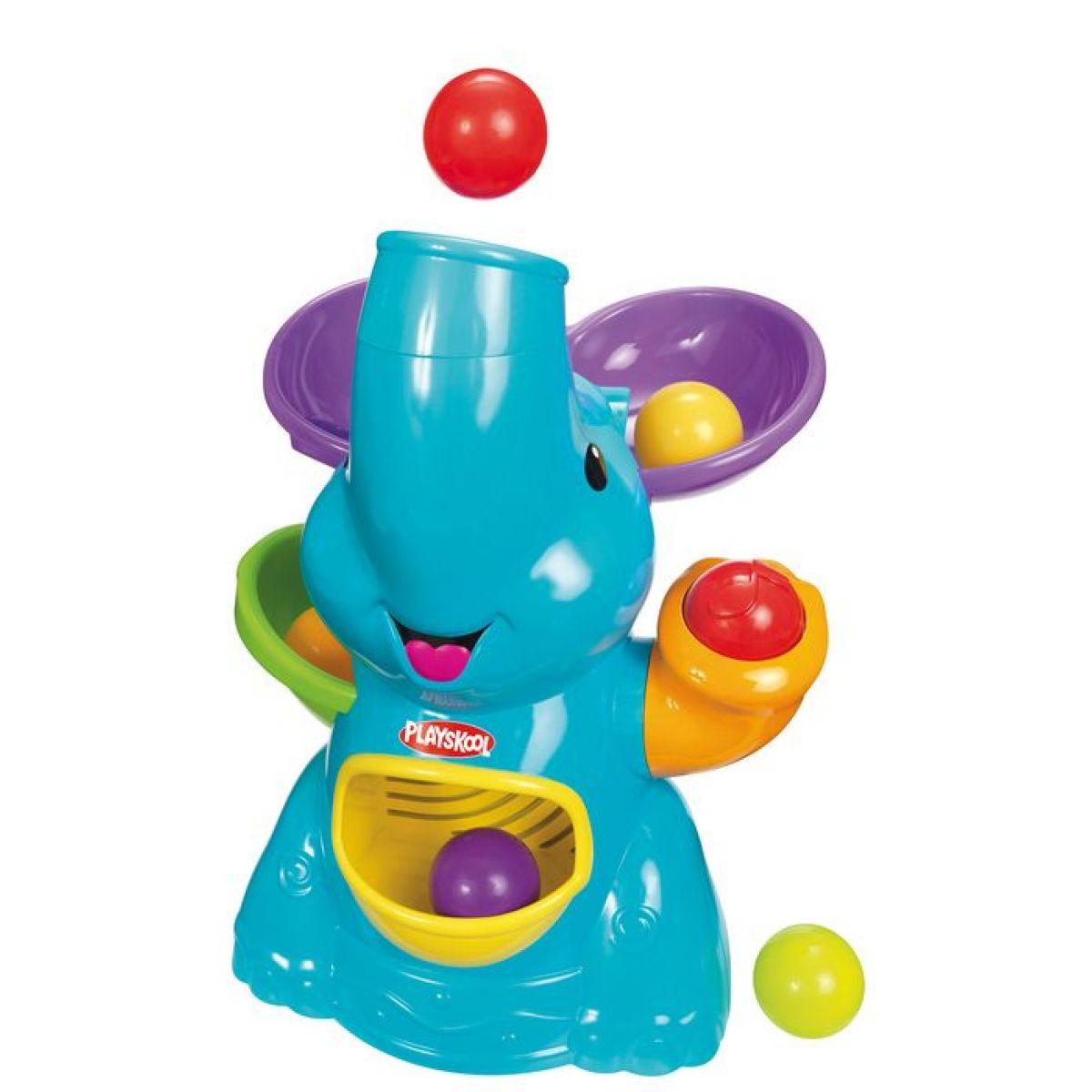 Slůně - vzduchová fontána Playskool 31943