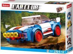 Sluban Rally auto