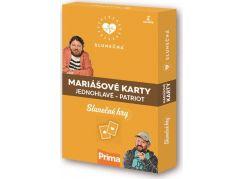 Slunečná - Mariášové karty jednohlavé