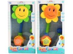 Slunečnice do vany