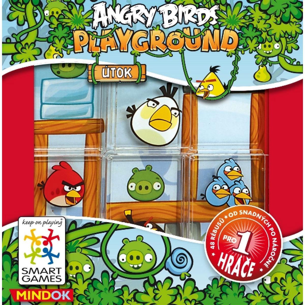 Smart Games Angry Birds Útok