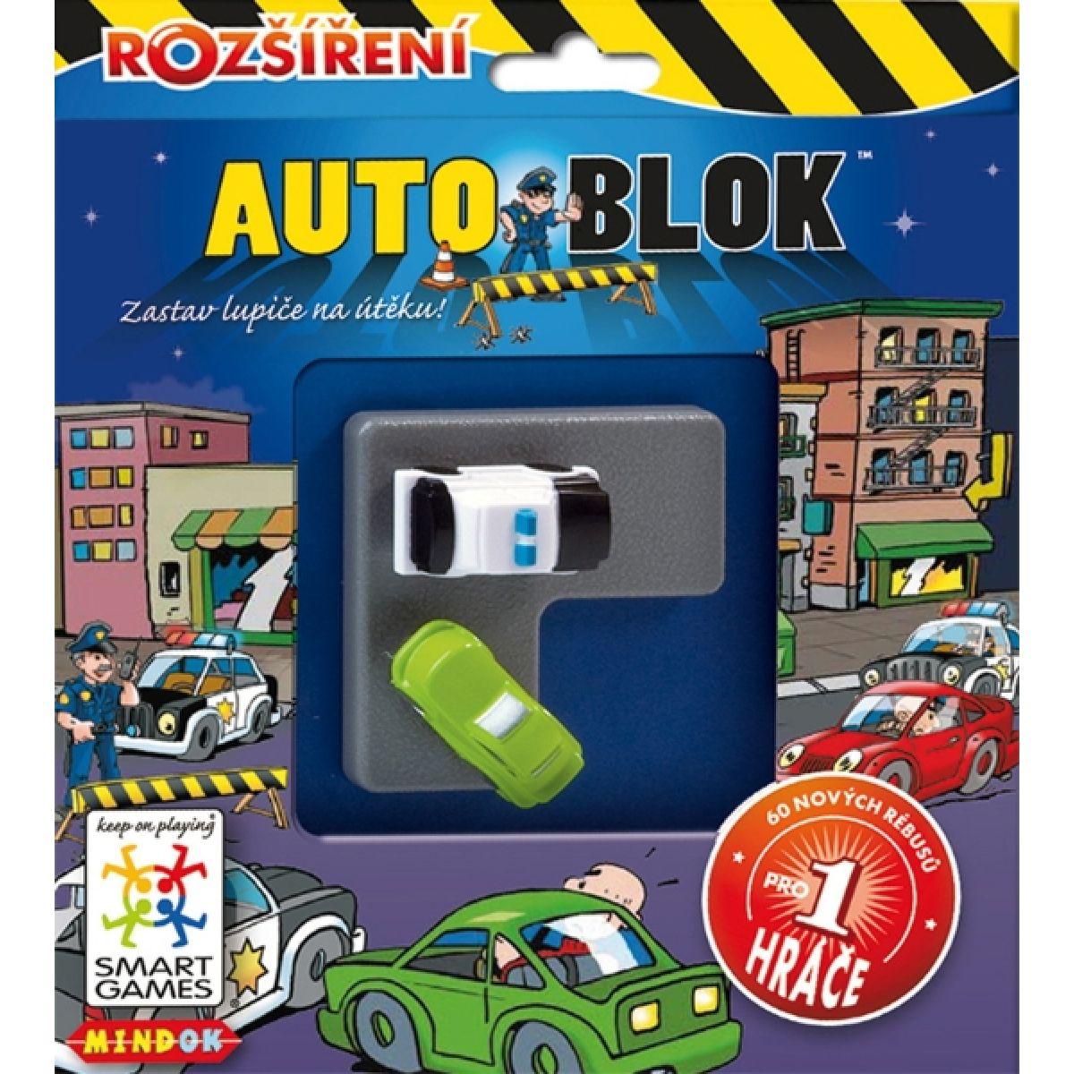 Smart Games Auto blok rozšíření