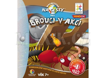 Smart Games Brouci v akci