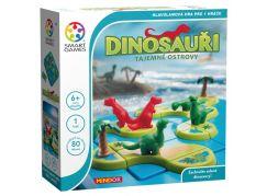 Smart Games Dinosauři - Tajemné ostrovy