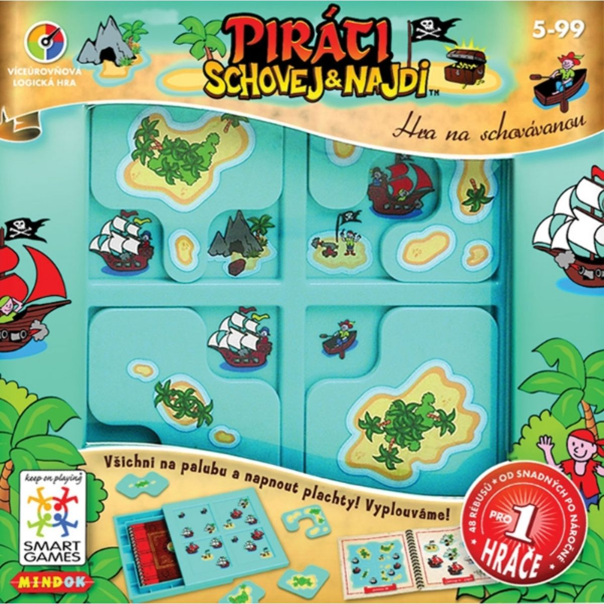 Smart Games Piráti