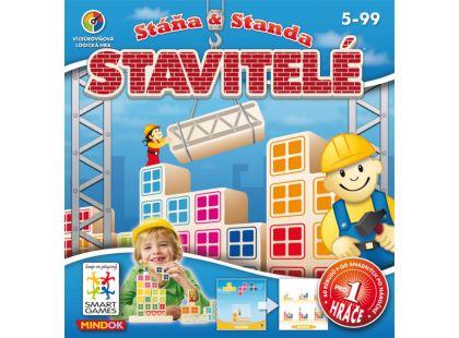 Smart Games Stavitelé
