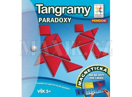 Smart Games Tangramy: Paradoxy
