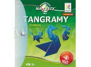 Smart Games Tangramy Zvířata