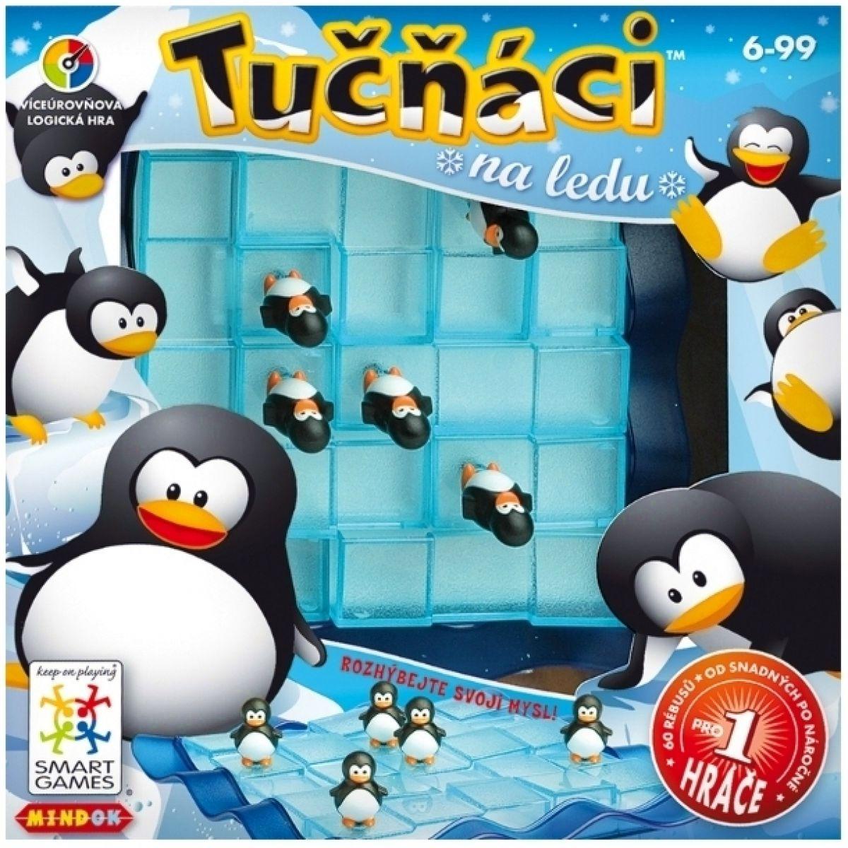 Smart Games Tučňáci na ledu