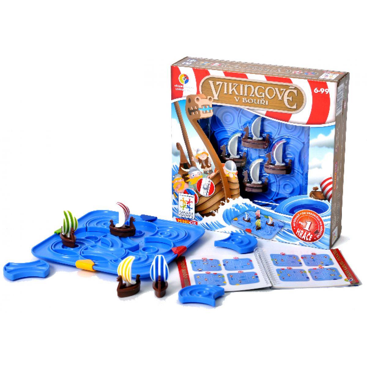 Smart Games Vikingové v bouři #3
