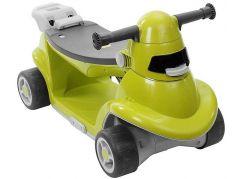 Smart Trike Odrážedlo auto All in one zelené