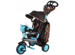 Smart Trike Tříkolka 4 v 1 Boutique modrá