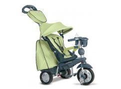 Smart Trike Tříkolka 4 v 1 Explorer zelená