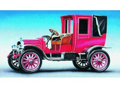 Směr Model auta 1:32 Packard Landaulet 1912