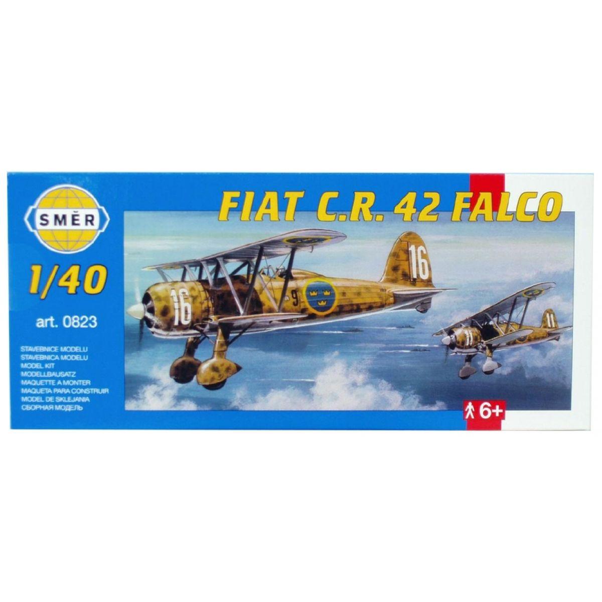 Směr Model letadla 1:40 Fiat CR-42