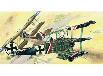 Směr Model letadla 1:44 Fokker Dr.I