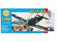 Směr Model letadla 1:48 Avia BH 11