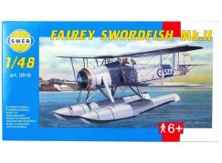 Směr Model letadla 1:48 Fairey Swordfish Mk.2