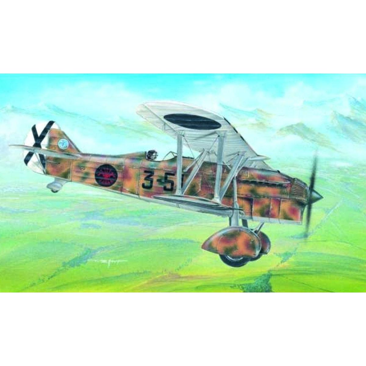 Směr Model letadla 1:48 Fiat Cr-32 Freccia