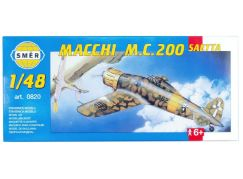 Směr Model letadla 1:48 Macchi M.C.200 Saetta