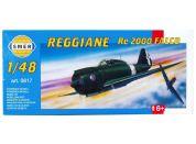 Směr Model letadla 1:48 Reggiane RE 2000 Falco