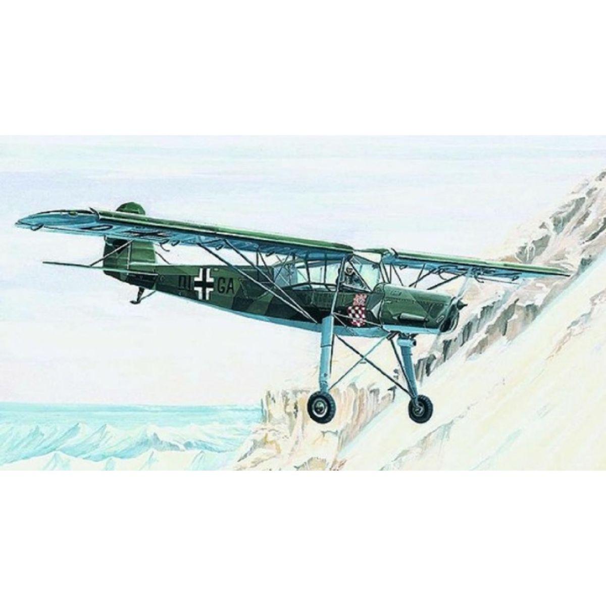 Směr Model letadla 1:72 Fieseler Fi-156 Storch