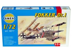 Směr Model letadla 1:72 Fokker Dr.I