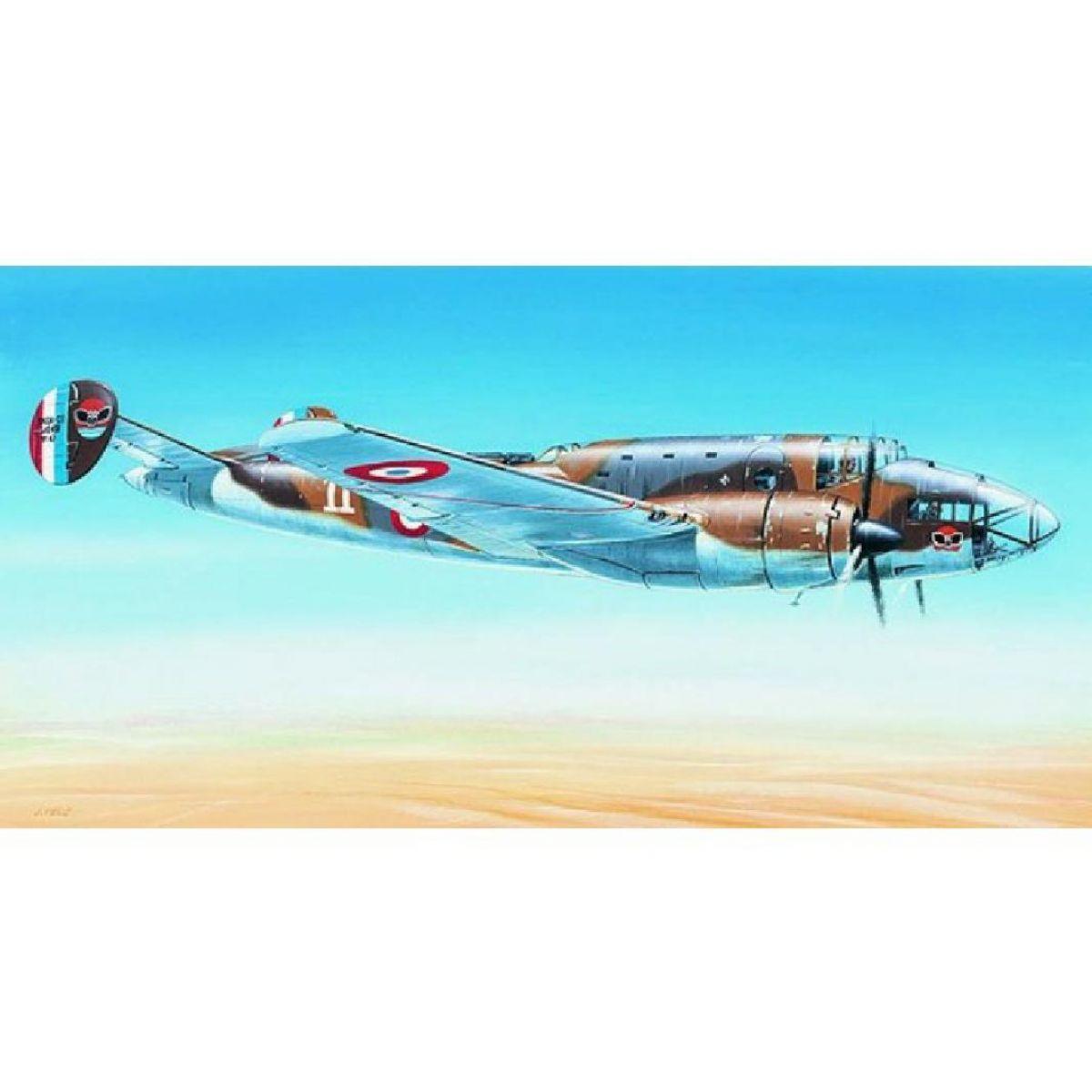 Směr Model letadla 1:72 LeO 451