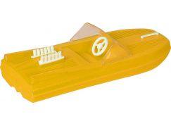 Směr Motorový člun 25cm žlutý