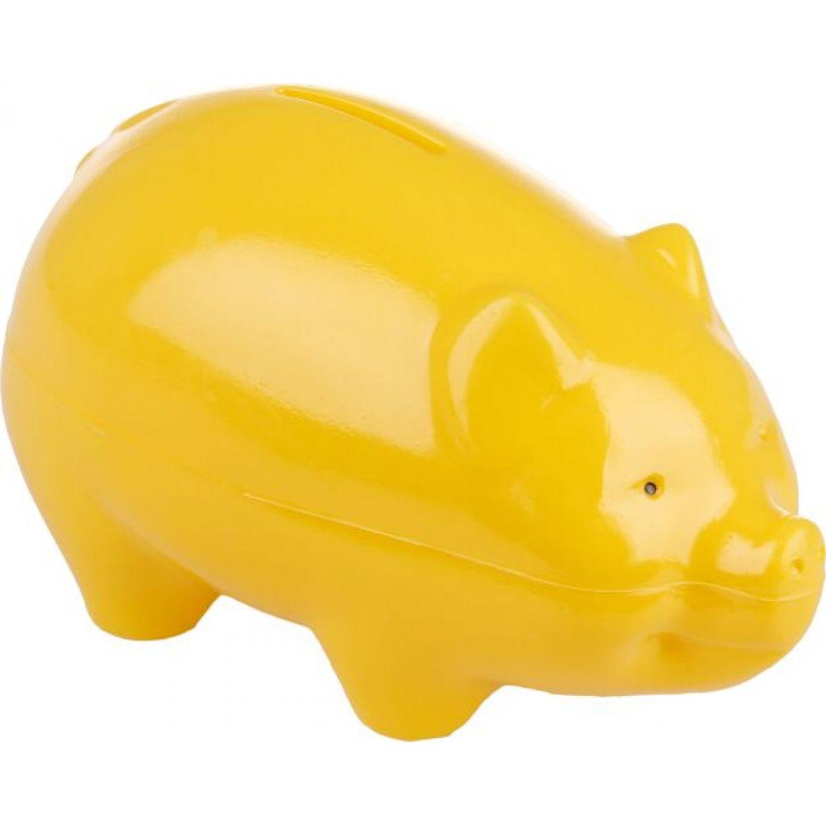 Směr Pokladnička Prasátko žlutá