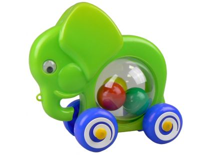 Směr Slon s míčky