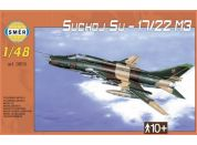 Směr Suchoj SU - 17/22 M3