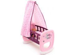 Smoby Baby Nurse Kolébka s nebesy pro panenky 0338