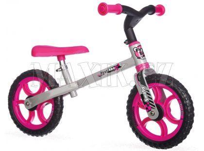 Smoby Balanční odrážedlo Bike růžová