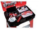 Smoby Black&Decker Dílna pracovní stůl v kufříku 3