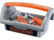 Smoby Black&Decker Sada nářadí v boxu
