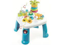 Smoby Cotoons Multifunkční hrací stůl - Modrá
