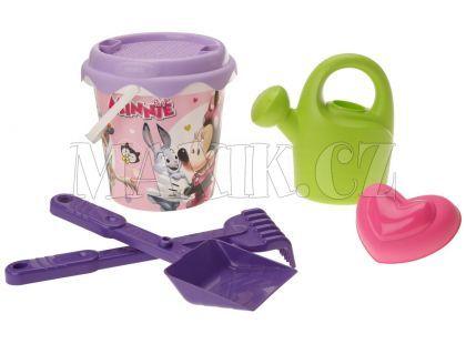 Smoby Disney Kyblíček Minnie s konvičkou a příslušenstvím