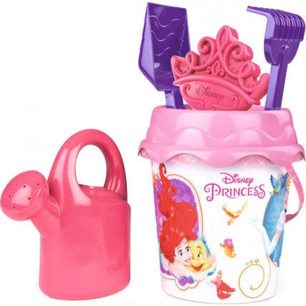 Smoby Disney Princess Kyblíček s konvičkou a přísl., střední
