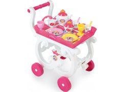 Smoby Disney Princess Servírovací vozík XL