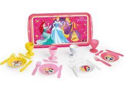 Smoby Disney Princess Snídaňový set s tácem