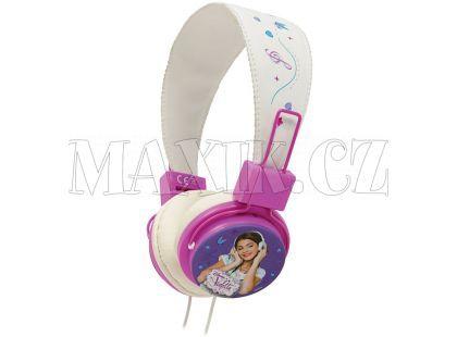Smoby Disney Violetta Sluchátka
