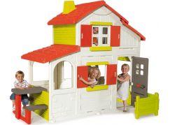 Smoby Domeček Duplex