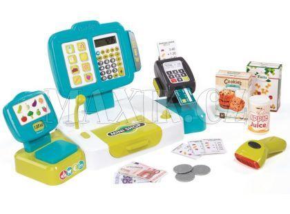 Smoby Elektronická pokladna s váhou