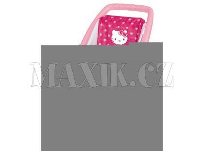 Smoby Hello Kitty Sportovní kočárek pro panenky