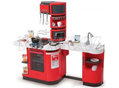 Smoby Kuchyňka Cook Master elektronická červená