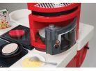 Smoby Kuchyňka Cook Master elektronická červená 5